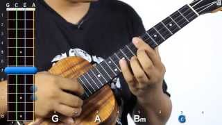 """Can't Help Falling In Love"" (Elvis) Solo Ukulele Play-Along!"