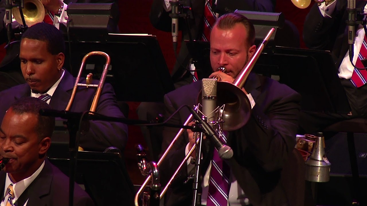 OYA from Wynton Marsalis's OCHAS - Jazz at Lincoln Center Orchestra with Wynton Marsalis