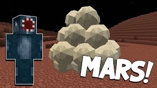 Minecraft - Mission To Mars - Squiddy On Mars! [28]