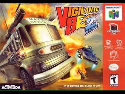 Vigilante 8: Second Offense - [N64] - Boogie Fever