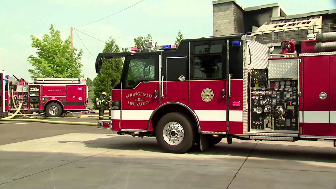 Eugene & Springfield Fire & EMS, OR - Cost and Service Effectiveness  Through Partnership