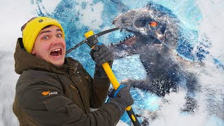 Эти опасные и жуткие находки мы нашли во льдах где затонул гигантский монстр