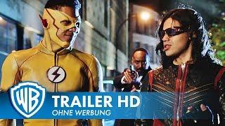 THE FLASH Staffel 4 - Trailer #1 Deutsch HD German (2018)