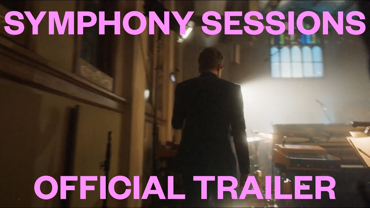 Symphony Sessions [Official Trailer] - Cody Fry