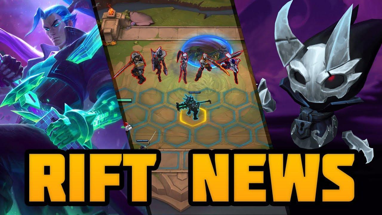 Rift News: Disliked Skins, Little Legends & Map Skins