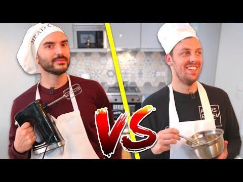 Qui est le meilleur Pâtissier : gâteau challenge feat. Pierre Croce