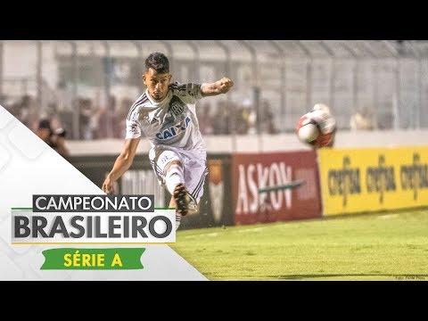 Melhores Momentos - Gol de Ponte Preta 1 x 0 São Paulo - Campeonato Brasileiro (04/06/2017)