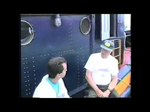 WGOH - Canal Boat History  6-4-92