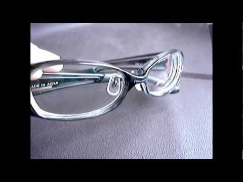 ee99437399 Medium myopia-1 glasses with power ring - YouTube