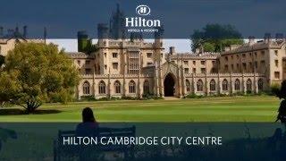Hilton Cambridge City Centre - Mood