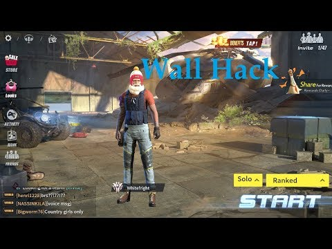 hack rules of survival mobile ios