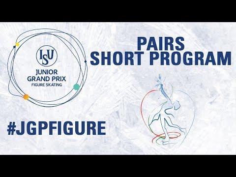 Pairs Short Program MINSK 2017