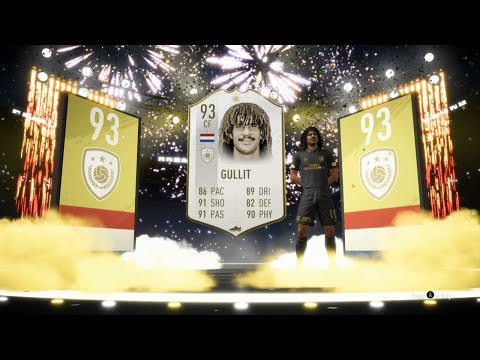 PRIME GULLIT IN A PACK FUT CHAMPS AND DIVISION 1 RIVALS REWARDS FIFA 19