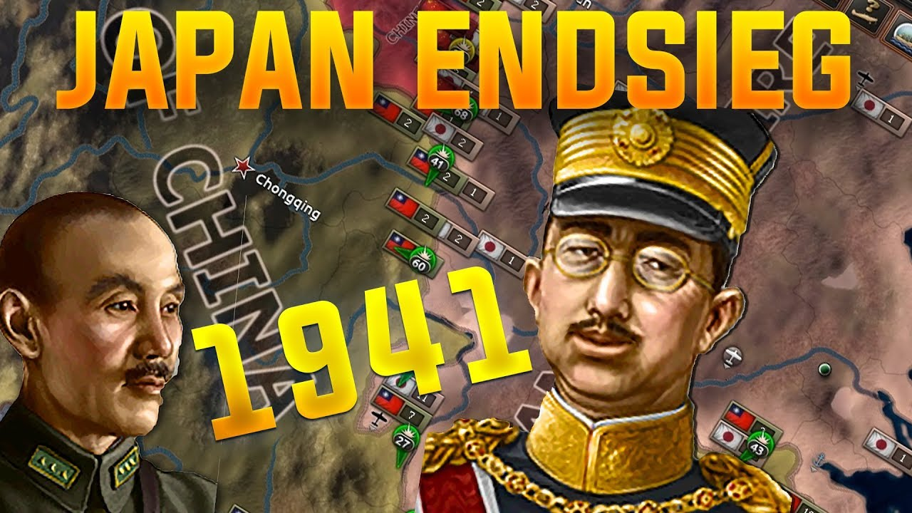 Repeat HOI4 Japan Endsieg | 1 | Marco Polo (Hearts of Iron