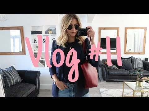Vlog #11 | What I Wore & New Designer Handbag Reveal