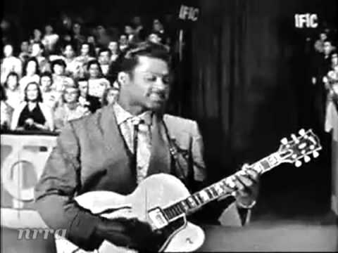 "Chuck Berry ""Back in the USA"""