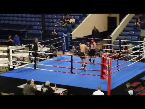 Vince Evans Knockout @ The Battle in the Capital March 5, 2016