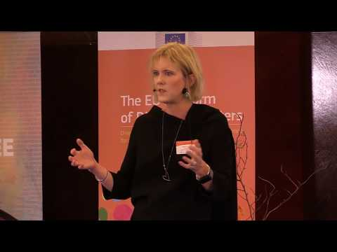 Helen Tynan, Director for People Operations, Europe, Middle East and Africa, Google