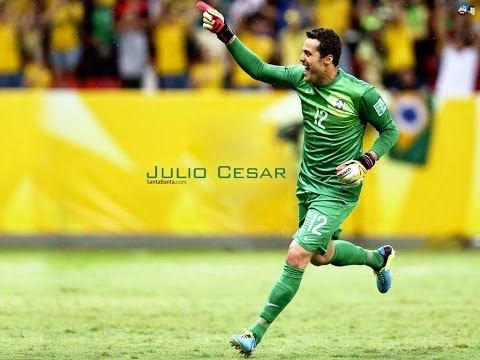 Julio Cesar -  Saves - HD