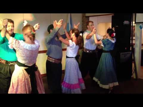 Gato Simple Argentinean Folk Dance - Gato Simple Danza Argentina