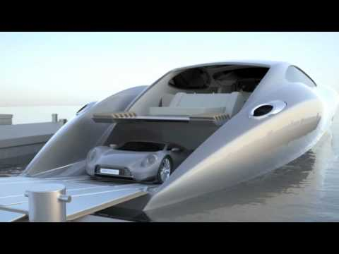 Million Dollar Yacht >> Strand Craft SC 122 - YouTube