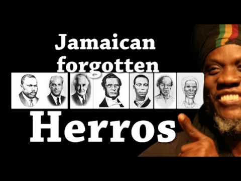 Jamaica freedom fighters