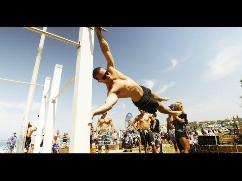 Bondi Outdoor Gym - First Workout!!!