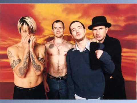 Propaganda Red Hot Chili Peppers