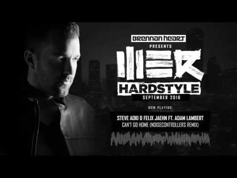 Brennan Heart presents WE R Hardstyle September 2016