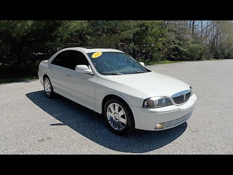 2003 Lincoln LS V8 Sport Premium|P10811B