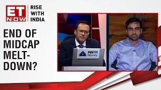 End of midcap meltdown   Nikhil Kamath of Zerodha to ET NOW