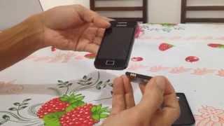 Recovery Celular Samsung Galaxy Ace S5830C usando JIG. Como fazer JIG caseiro