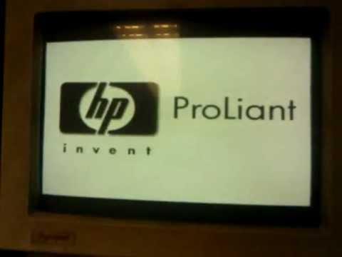 HP Proliant ML150 G6 Problemas previa a la carga del Sistema Operativo