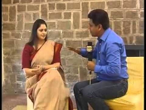 Janadesh: Interview with actress turned politician Nagma
