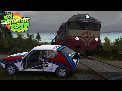 My Summer Car - THE TRAIN