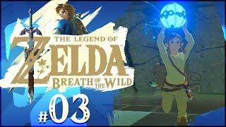 The Legend of Zelda: Breath of the Wild - Part 3   Ja Baij Shrine - Bomb Trial!