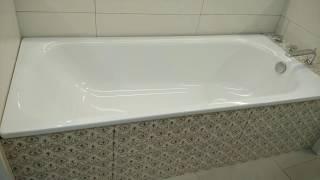 Kaldewei Saniform Plus стальная ванна как встроить ванну Калдевей Саниформ плюс с Kludi Tercio(, 2017-09-14T10:46:18.000Z)