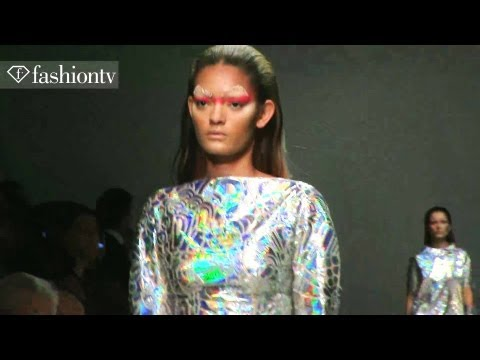 Manish Arora Runway Show - Paris Fashion Week Spring 2012 PFW | FashionTV - FTV Travel Video