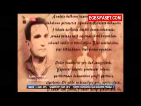 Serdengeçti'nin Tarihi Sözleri TRT'de Yayınlandı