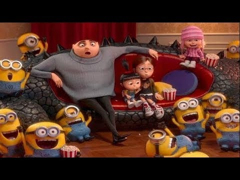 Download MINIONS - Minions 1 HOUR Best Moments. Funny Compilation 2018