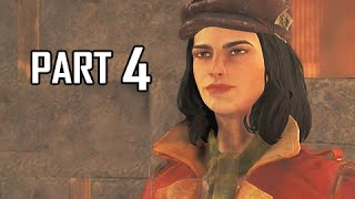 Fallout 4 Walkthrough Part 4 - Diamond City (PC Ultra Let