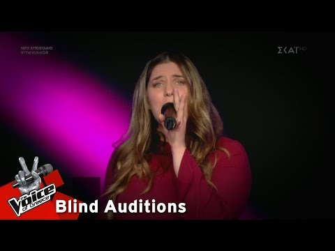 Έλλη Μανώλη - Παρέα | 11o Blind Audition | The Voice of Greece