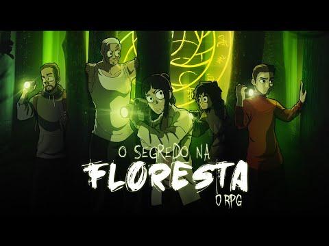 """Equipe Kelvin"" - Episódio 1 - O Segredo Na Floresta RPG"