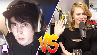 Sydsnap Vs Leafyishere Youtube Www.patreon.com/sydsnap today, i answer some of the questions you all asked me on twitter. sydsnap vs leafyishere