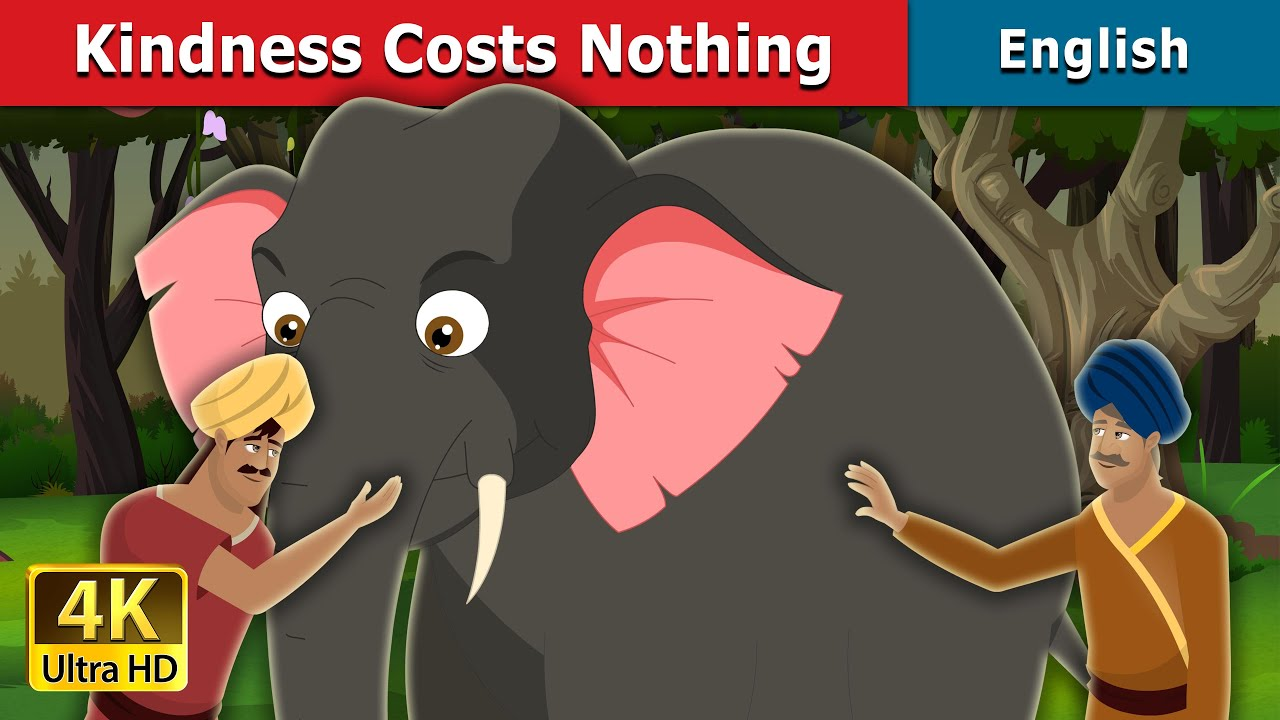 Kindness Cost Nothing Story in English | Stories for Teenagers | English Fairy Tales