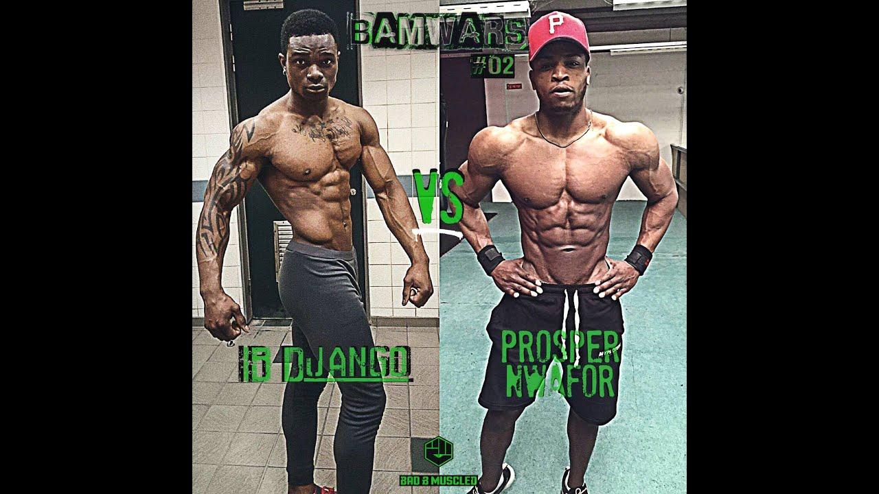 Physique Athlete Vs Bodybuilder