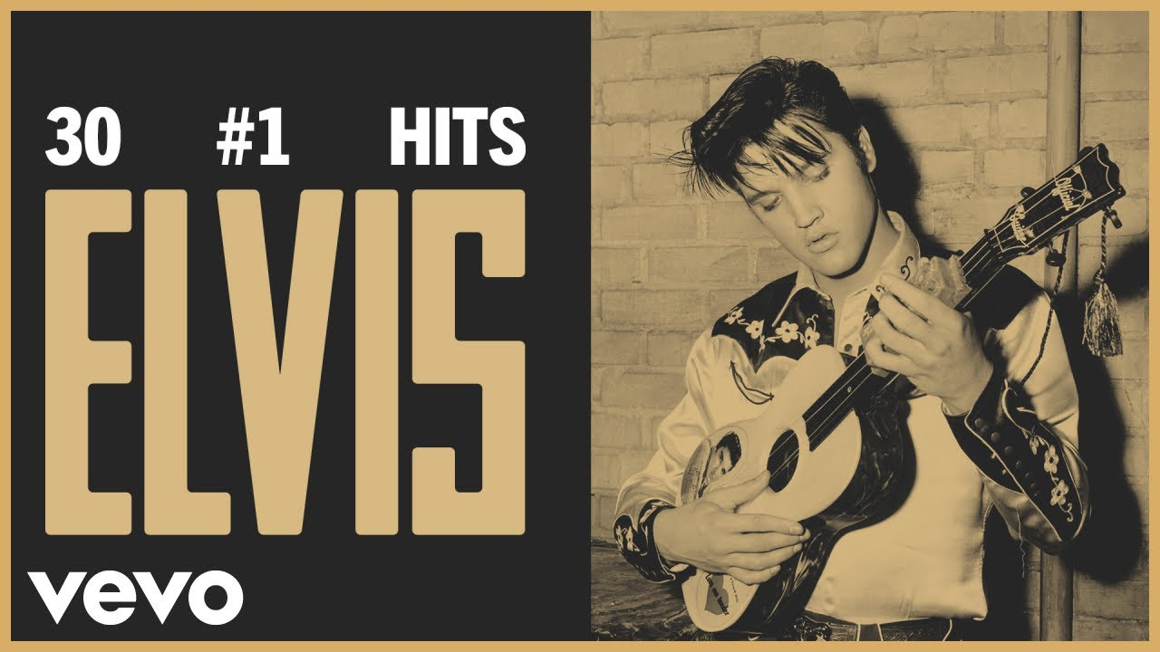 ultratop be - Elvis Presley - All Shook Up