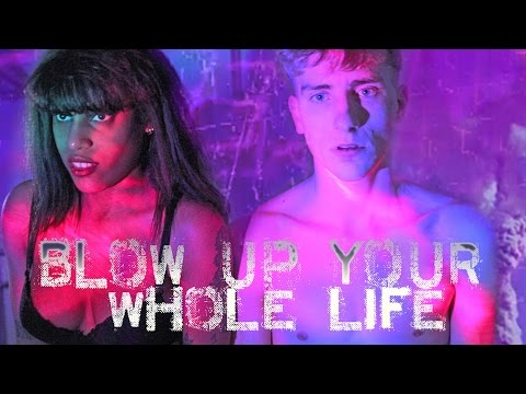 Danny Denial - Blow Up Your Whole Life