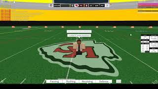 ROBLOX NFL REF TRAINING | Play Clock