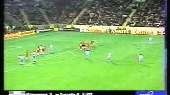 1999 September 14 Bayer Leverkusen Germany 1 Lazio Italy 1 Champions League